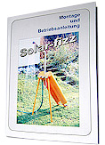 a comprehensive Solar fizz Instruction and Installation Manual is included