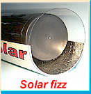 Click here to see more technical Specifications of the Solar fizz Gardenshower